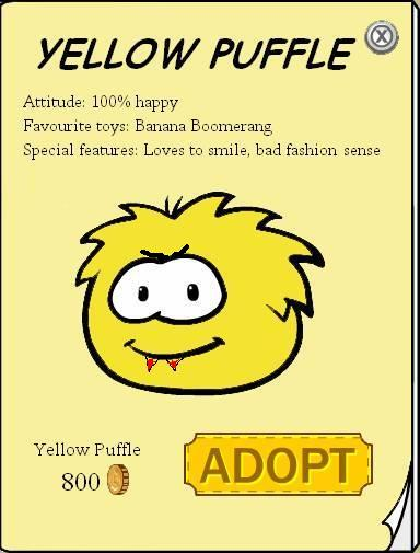 puffle-yellow1