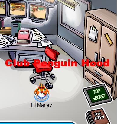 Club Penguin Agent