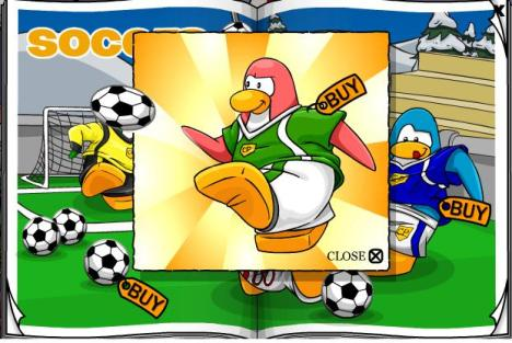 Green Soccer Jersey1