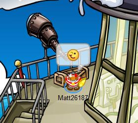 Rockhopper Almost To Club Penguin