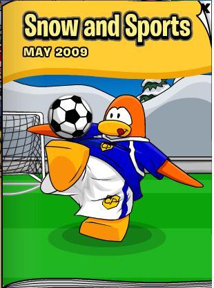 Sports Catalog may 2009
