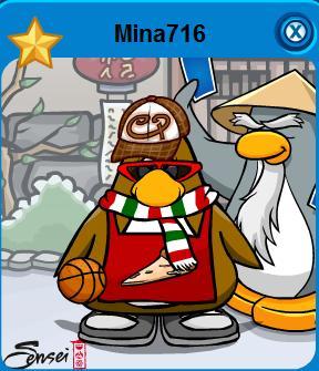Mina716 Meets Sensie