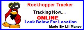 Club Penguin Rockhopper Tracker