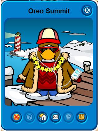 Oreo Summit The Penguin Of The Week