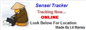Sensei Tracker!